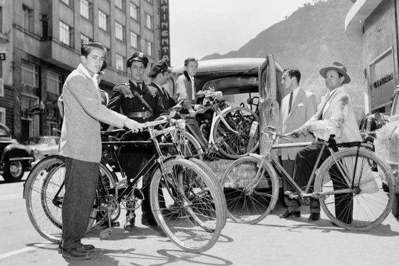 La ciclovía de Bogotá cumple 40 años: una historia sobre