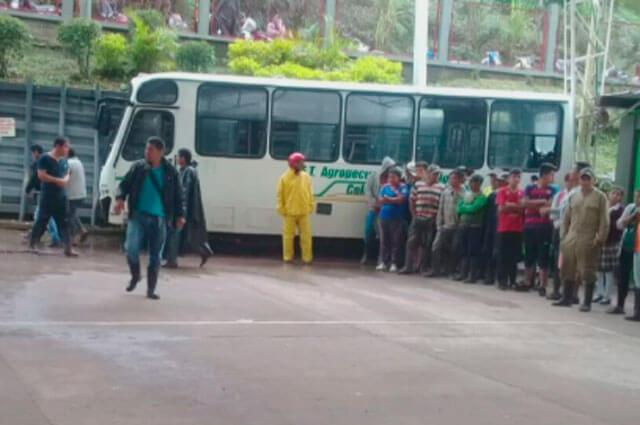 Niña vio cómo bus escolar mató a cuatro compañeritos en Nariño - Noticias Caracol