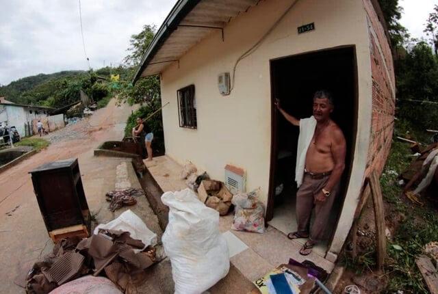 Invierno deja por lo menos 85 familias damnificadas en Antioquia este fin de semana - Noticias Caracol