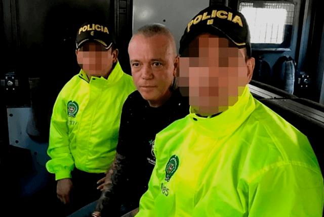 Trasladana alias 'Popeye' de cárcel en Valledupar a La Picota de Bogotá- Noticias Caracol