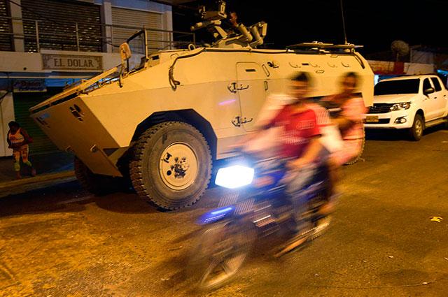 Maduro extiende el estado de excepción en la frontera con Colombia