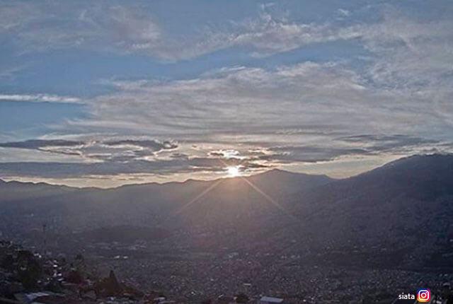 Medellín alcanzó la temperatura más alta de los últimos 50 años - Noticias Caracol