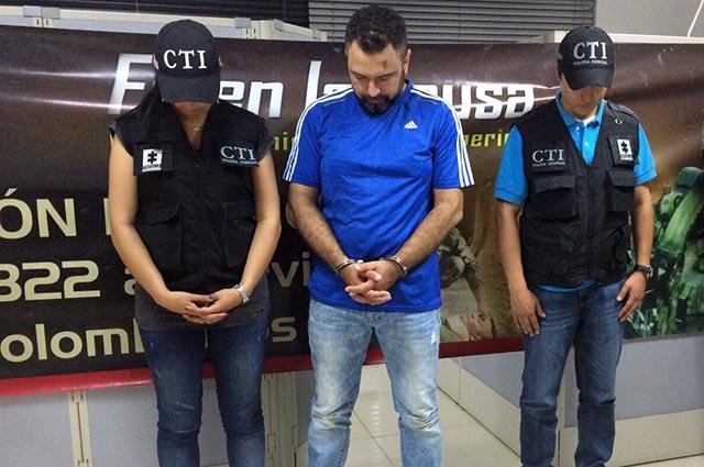 Capturan en Cali a alias 'Kandado', miembro del cartel de Sinaloa Captura-alias-kandado