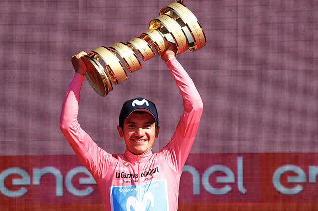 Clasificación General del Giro de Italia en la etapa #21 - Noticias Caracol
