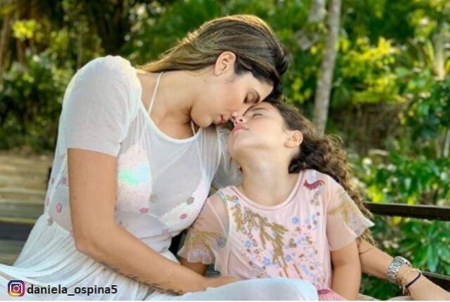 Daniela Ospina celebra el Día de la Madre con emotivo mensaje dedicado a Salomé- Noticias Caracol