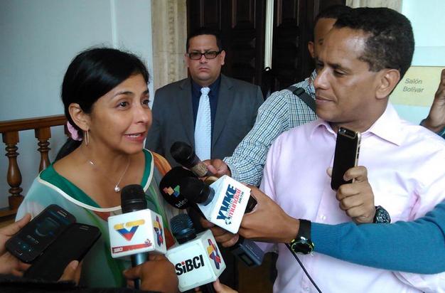 Venezuela anuncia reunión de presidentes de Unasur sobre crisis fronteriza
