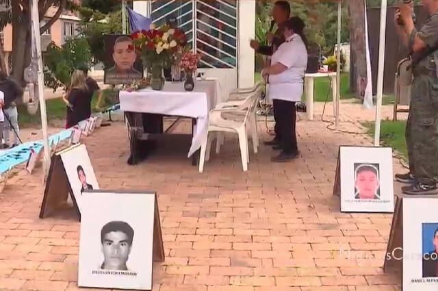 Madres de Soacha honraron a sus hijos y exigieron verdad tras 11 años de los falsos positivos - Noticias Caracol