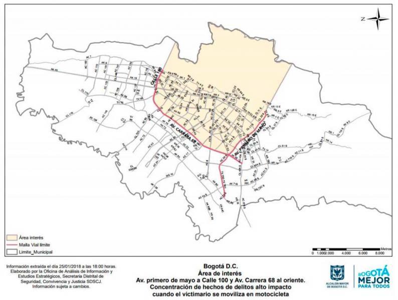 Bogotá sin parrilleros, la última fábula capitalina