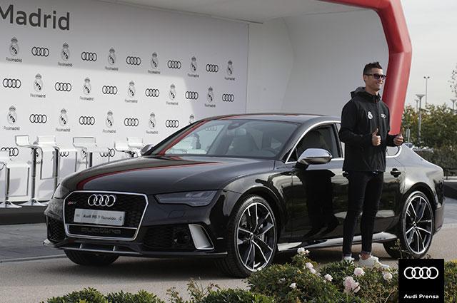 Real Madrid y los lujosos autos que conducirán sus jugadores