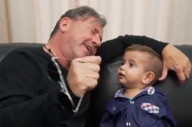 Ricardo Montaner y el profundo dolor por muerte de su 'sobrino' de 4 años