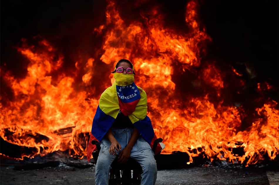 Resultado de imagen para venezuela manifestaciones