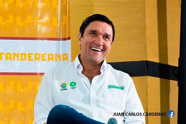 Perfil de Juan Carlos Cárdenas, nuevo alcalde de Bucaramanga ...