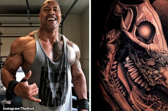 Evolución Del Toro El Genial Tatuaje De La Roca Y Su Profundo