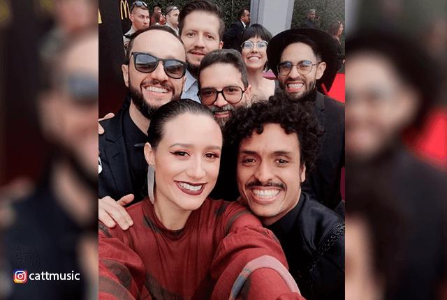 La celebración de Puerto Candelaria por su primer premio en los Grammy Latino - Noticias Caracol