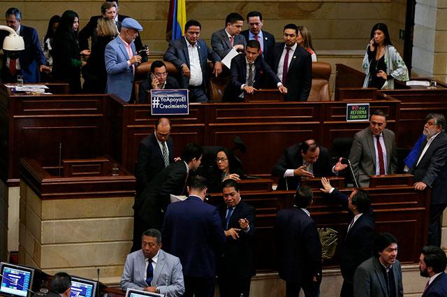 Reforma tributaria: puntos aprobados por el Congreso- Noticias Caracol