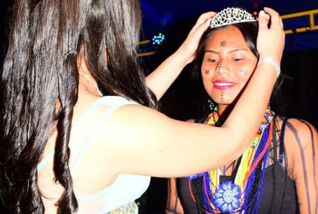 Joven embera es la nueva soberana de reinado campesino en Carepa - Noticias Caracol